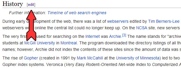 uprava clanku na wikipedi