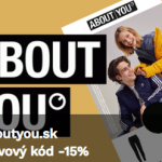 zlavovy kupon about you