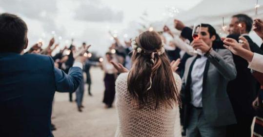 manžety na svadbu