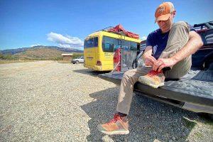 turisticka obuv danner